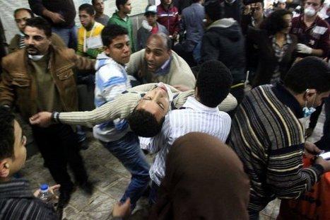 Egypte: 15 morts au troisième jour d'affrontements place Tahrir | Égypt-actus | Scoop.it