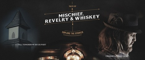 Every great bar has a great story. Jack Daniel's wants you to hear them. | Brand Stories | Scoop.it