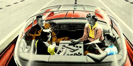 Hvordan førerløse biler forandrer verden og vores liv | Kreativ Innovation | Scoop.it
