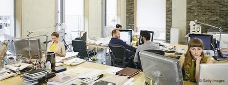 Pourquoi les salariés n'aiment plus leur bureau - HBR   Enseignement Supérieur & Innovation   Scoop.it