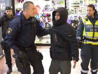 Instagram sex rumors spark Swedish muslim teen riot — RT | The Indigenous Uprising of the British Isles | Scoop.it