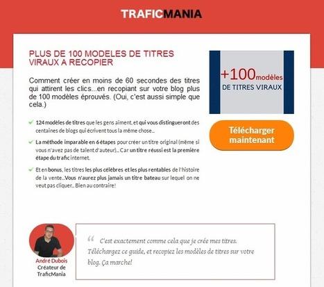 66 outils et plugins que je recommande aux blogueurs sérieux | Trafic Mania | Mes ressources personnelles | Scoop.it
