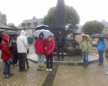1 300 marcheurs sur l'Aubrac pour la Davalada | L'info tourisme en Aveyron | Scoop.it