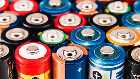 Which Of Your Gadgets Has The Most Impressive Battery Life? | Vivian So | Scoop.it