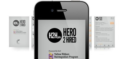H2H - Jobs for Members of the Reserve Component and Military Spouses – Hero 2 Hired   Veterans   Scoop.it