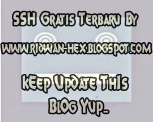 Free SSH Gratis 17 Juli 2014 Server Puma Loncat | RidwanHex | SSH Gratis Terbaru | Scoop.it