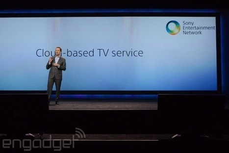 Sony's launching a new cloud based TV streaming service in the US this year | EDU Plan | Scoop.it