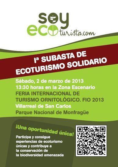 La 1ª Subasta de Ecoturismo solidario   Turismo Con Mascotas   Scoop.it