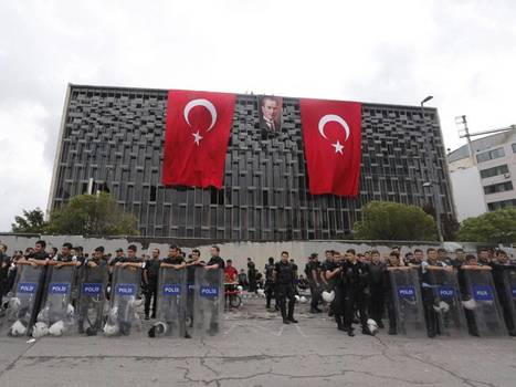 Violence of security forces in Taksim Square 'unprecedented' , as protesters prepare for another night of clashes   Human Rights and the Will to be free   Scoop.it