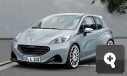 Peugeot 208 GTi - Retour de flamme - Actualités - L'Automobile Magazine   Actu auto   Scoop.it