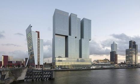 Rem Koolhaas's De Rotterdam: cut and paste architecture | Photography | Scoop.it