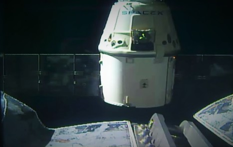 SpaceX Dragon capsule splashes down, bringing mice and more from space station | The NewSpace Daily | Scoop.it