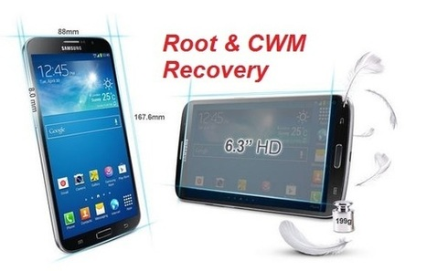 How to root and install CWM Recovery on Samsung Galaxy Mega 6.3 GT-I9205 - Tutorial   Rooting Tutorials   Scoop.it