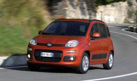 Ten cheapest cars to insure: Fiat Panda, Citroen C1 and VW Up among best value motors | Automobiles | Scoop.it