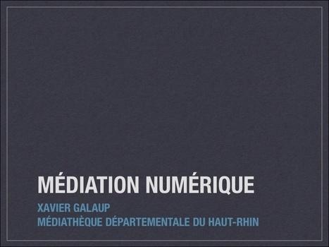 La Médiation Numérique en bibliothèque/Xavier ... | Livres numériques en bibliothèque | Scoop.it