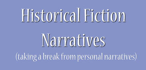 Historical Fiction Narrative Essays (Middle School) | Running on Fumes | Don't Let Technology Turn You Into a Tool | Scoop.it