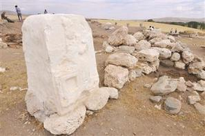 Palace from Hittite era discovered in Sivas - Hurriyet Daily News | Hittite Empire | Scoop.it