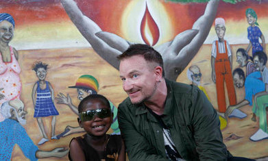 Bono can't help Africans by stealing their voice | International aid trends from a Belgian perspective | Scoop.it