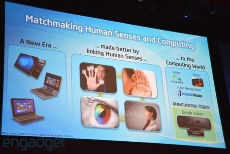 Intel's 3D camera technology detects emotions and eyes, gives Kinect some competition   3D Scanners   Scoop.it