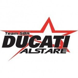 Team Ducati Alstare Reveals New Logo | Ducati.net | Ductalk | Scoop.it