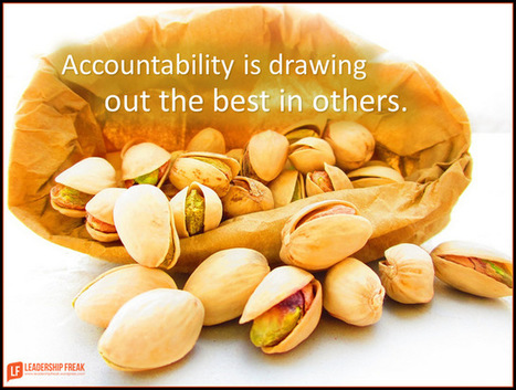 Mastering the Art of Creating Accountability | New Leadership | Scoop.it
