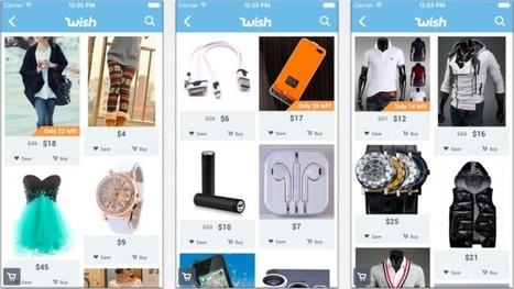 Discount-shopping app Wish gets a premium $50M investment ...   ДЕНЬГИ   Scoop.it