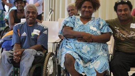 Church Donates 300 Wheelchairs and other Mobility Aids to People of Vanuatu | Orthopedic Rehabilitation Products | Orthopedic Soft Goods | Braces & Supports | Scoop.it