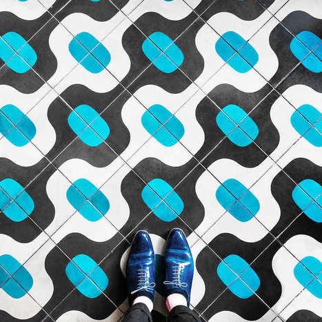 sebastian erras, el hombre que fotografía los suelos de londres   El Mundo del Diseño Gráfico   Scoop.it
