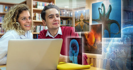 The digitization of libraries: From content consumption to content creation | Librarians in times of social unrest | Scoop.it