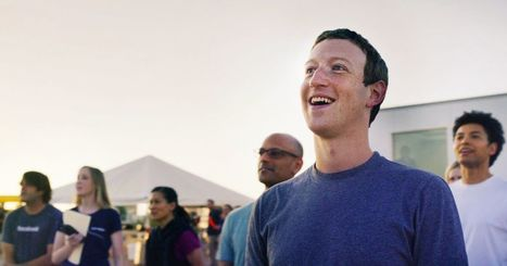 Mark Zuckerberg on the next 10 years of Facebook | The Rise of the Algorithmic Medium | Scoop.it