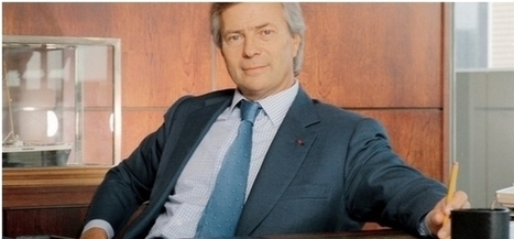 Vincent Bolloré : Canal+ sera ''sauvée'' | News Express | Scoop.it