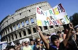 Italy: Drop Charges Against Gay and Lesbian Activists | Human Rights Watch | STOP Anti-Gay World-Wide Activity - Human Right's Are for All | Scoop.it