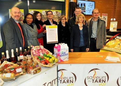 Un coup de pouce pour les produits Saveurs du Tarn | Tourisme dans les Monts de Lacaune | Scoop.it