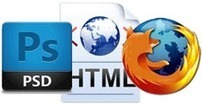 Simple Tips to Get You Started on PSD to Html Conversion | Web Design | Scoop.it