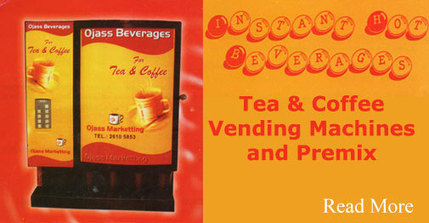 Instant Tea Coffee Vending Machine | Soup, Tea, Coffee and Hot Chocolate Premix Powder | Coffee Bean Powder in India | K Cups and Coffee | Scoop.it