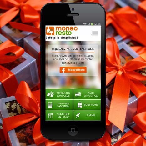 La nouvelle mise à jour Iphone pour l'application Moneo Resto est disponible ! | Bien utiliser sa carte Moneo Resto | Scoop.it