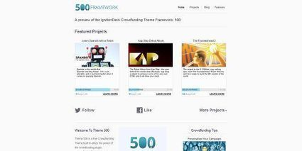 Build Your Own Crowdfunding Website Using These Awesome WordPress Themes | Make Money Online | Scoop.it