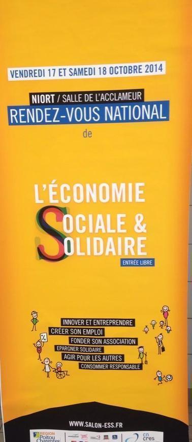Tweet from @marylinesimone | Economie Sociale et Solidaire | Scoop.it