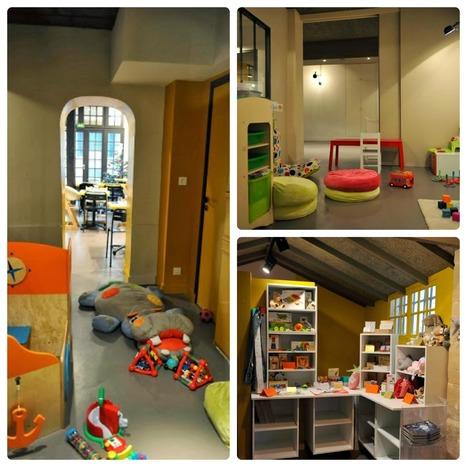 Un nouveau lieu pour les familles à Paris : Happy families | Les bons plans parents enfants | Scoop.it