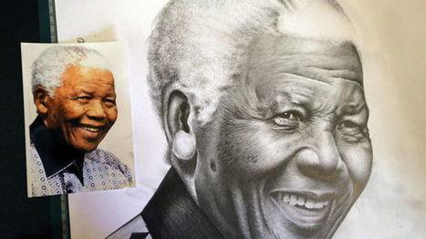 Palabras por y para Nelson Mandela | Lectura Bibliotecas LIJ | Scoop.it