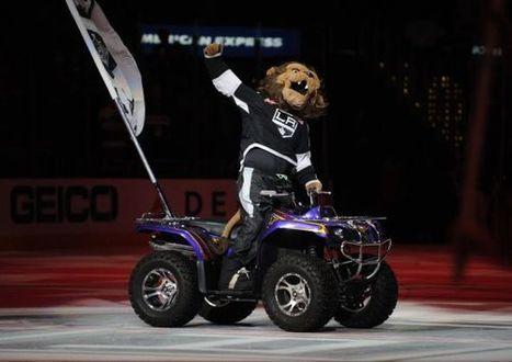 NHL Mascots Halloween Costume Contest | Mascots | Scoop.it