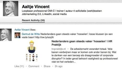 LinkedIn Status Updates zijn weer terug | Jij (en je bedrijf) op LinkedIn | Scoop.it