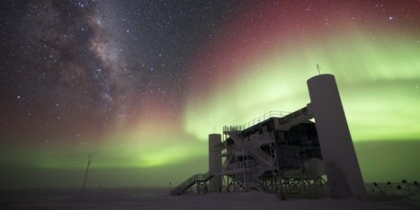 This ghostly particle could explain why you exist | Fragments of Science | Scoop.it