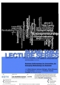 Business Anthropology for Innovation: An Emerging Methodology for Business