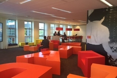 How to create a physical space for innovation | The Jazz of Innovation | Scoop.it