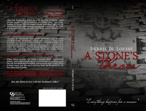 Foxylutely Books!: Book Spotlight: A Stone's Throw by Debbie De Louise | #Suspense #Thriller #Mystery | Libraries, Books, and Writing | Scoop.it