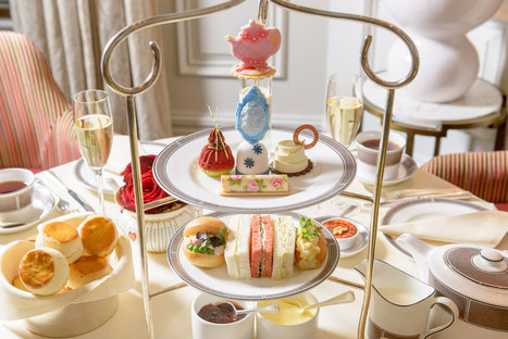 """A Taste Of """"The Langham Afternoon Tea With Wedgwood""""