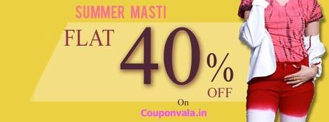 Jabong Coupon Code - Attractive discount and coupon code for 2014   Best Deals With Jabong Coupon Code On Branded Items   Scoop.it