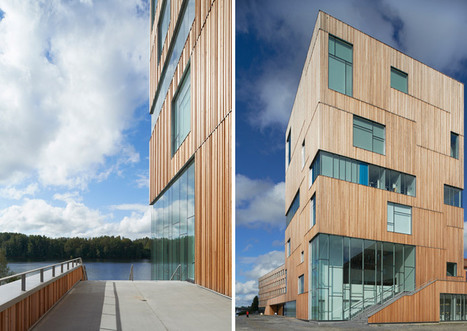 [Sweden ] Henning Larsen architects: Umea Art Museum | The Architecture of the City | Scoop.it
