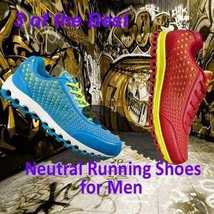 Top Sports Gear: Neutral Running Shoes for Men | Top Sports Gear | Scoop.it